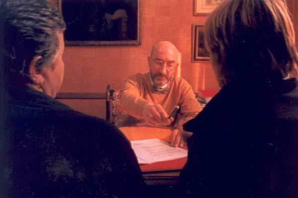 Par-devant notaire / 仮題:公証人立会いの下で