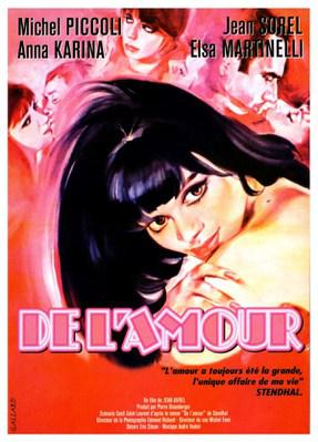 De l'amour - Jaquette DVD France