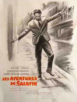 Aventures de Salavin (ou La Confession de minuit)