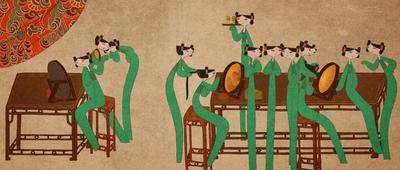 Le Banquet de la concubine