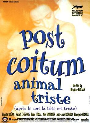 Post coïtum, animal triste