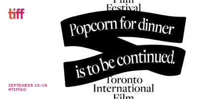 TIFF (Toronto Festival Internacional de Cine) - 2020