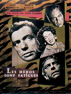 Francomac™: Astruc-1955-Les mauvaises rencontres