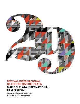 Mar del Plata - Festival Internacional de Cine - 2014