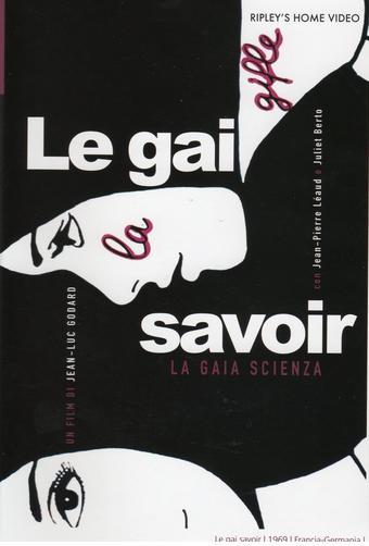 Jean-Jacques Rousseau - Jaquette DVD Etats-Unis