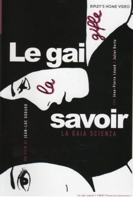 La Gaya ciencia - Jaquette DVD Etats-Unis