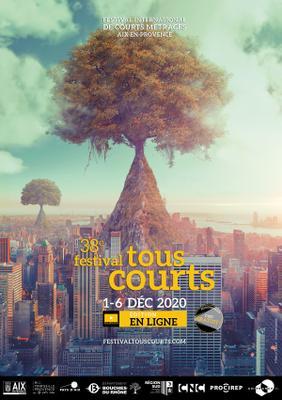Festival Tous Courts d'Aix-en-Provence - 2020