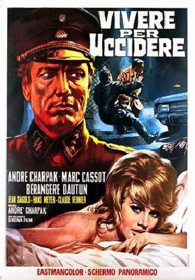 Le Crime de David Levinstein - Poster Italie
