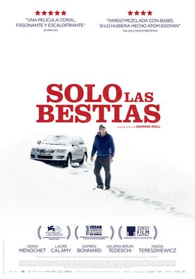 Solo las bestias - Spain