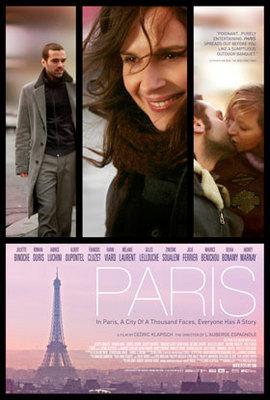 パリ - Poster - USA