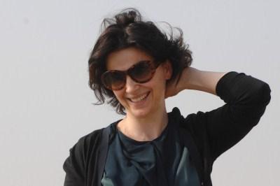 Juliette Binoche and Isabelle Huppert honored in Cairo