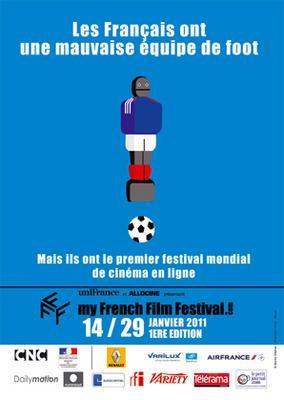 MyFrenchFilmFestival - 2011