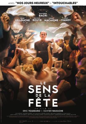 Le Sens de la fête - Poster - FR Switzerland