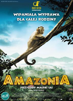 Amazonia - Poster - Poland