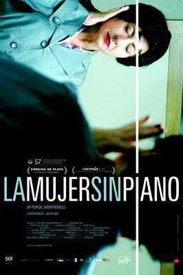 La femme sans piano