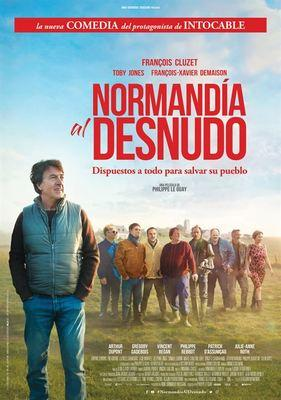 Normandía al desnudo - Poster - Spain