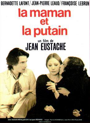 ママと娼婦 - Poster France