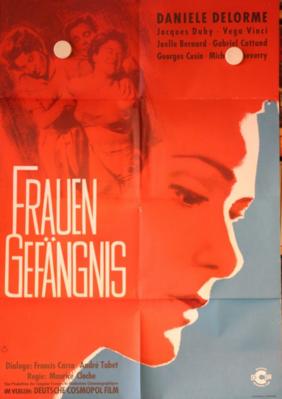 Prisons de femmes - Poster - Germany