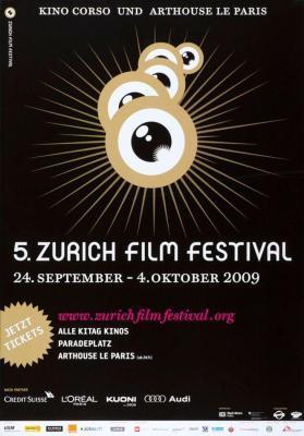 Festival de Cine de Zurich  - 2009