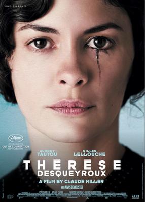 Thérèse Desqueyroux - Poster Etats-Unis