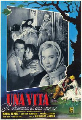 Une vie - Poster Italie