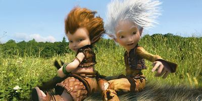 Arthur et la vengeance de Maltazard - © 2009 Europacorp – Tf1 Films Production – Apipoulaï Prod- Avalanche Productions Images et Effets 3D – Buf