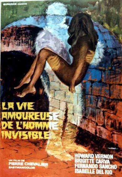 La Vie amoureuse de l'homme invisible