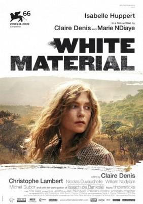 White Material - Poster - Belgium