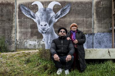Visages, villages - © Agnes Varda-JR-Cine Tamaris-Social Animals