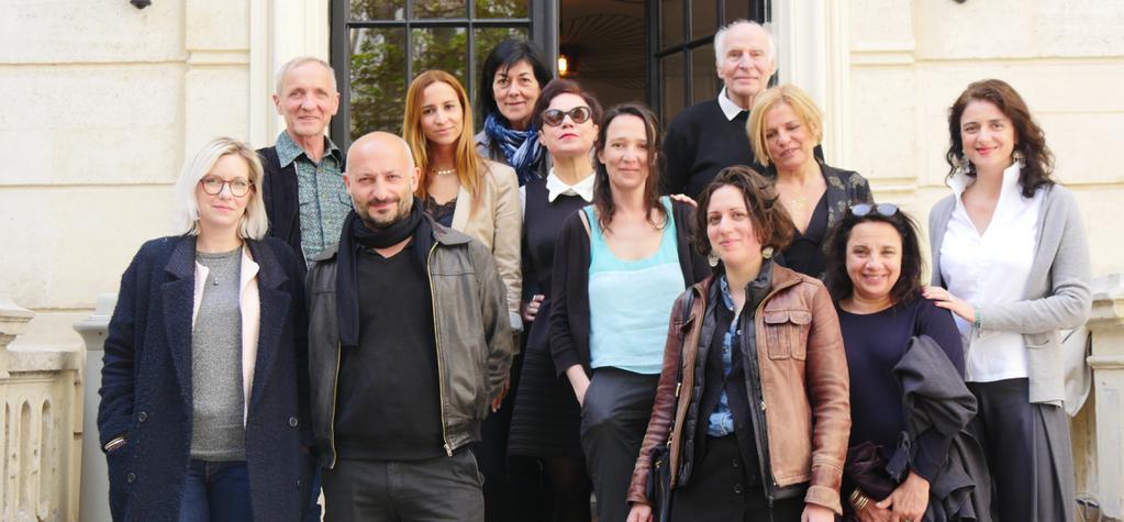 Remise à Cannes du 15e Prix UniFrance du Court-Métrage