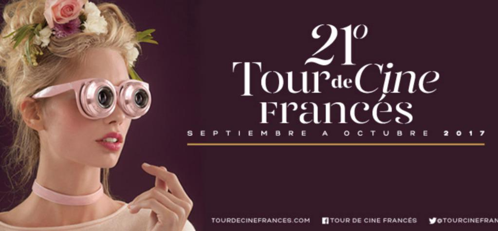 21st edition of the Tour de Cine Francés, the biggest festival of French cinema in the world!