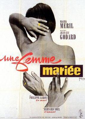 Une femme mariée - Poster France