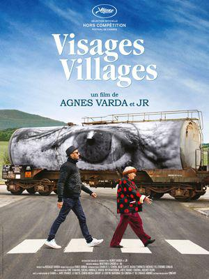 Visages, villages - Poster - Belgium