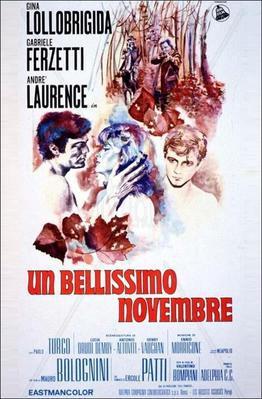 Bellísimo noviembre - Poster - Italy