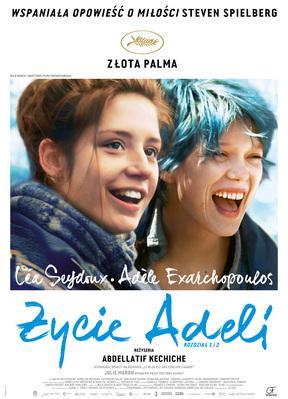 La Vida de Adèle - Poster - Poland