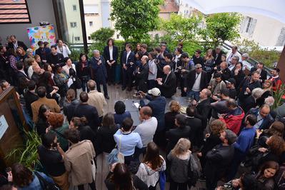 2018 Cannes Film Festival Portfolio - Remise des Prix UniFrance du Court Métrage - © Veeren/BestImage/UniFrance