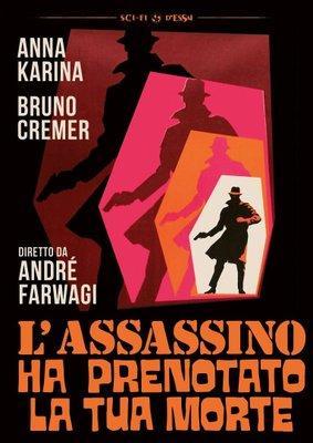 Le Temps de mourir - Poster - Italy