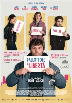 En liberté ! - Poster - Italy