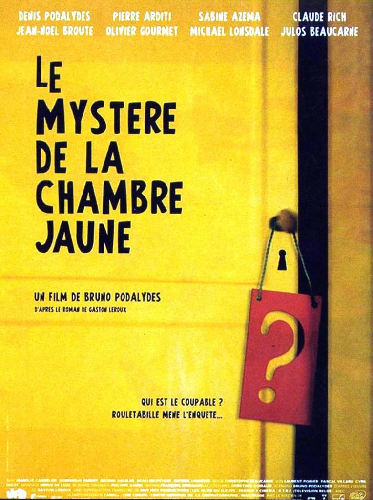 Le myst re de la chambre jaune 2003 unifrance films for Chambre 13 film