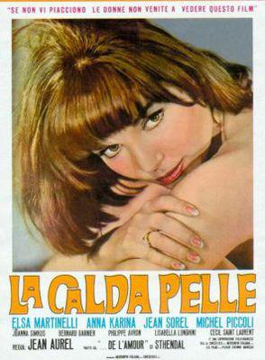 De l'amour - Poster Italie