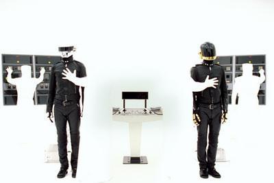 Daft Punk's Electroma / ダフト・パンク エレクトラマ
