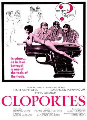 Cloportes - Poster Etats-Unis