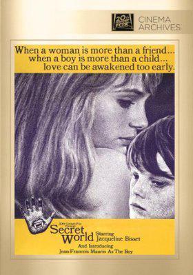 Secret World - Jaquette DVD Etats-Unis
