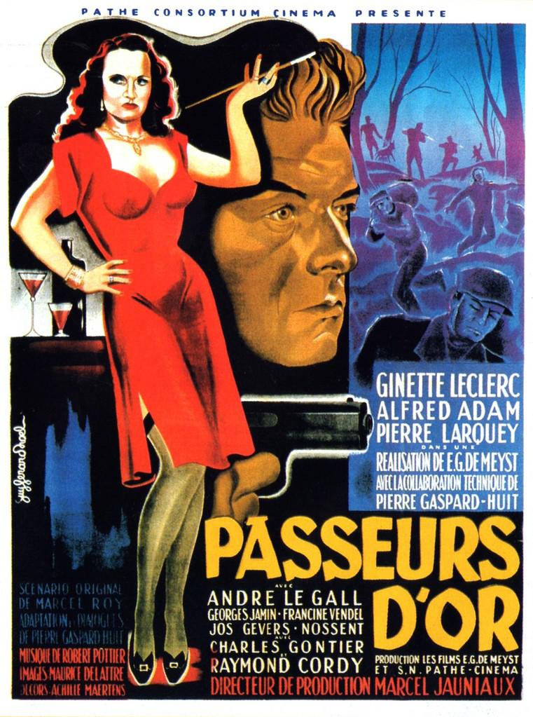 Passeurs d'or