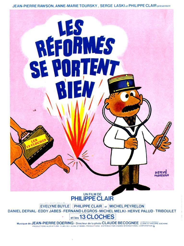 Les r form s se portent bien 1978 unifrance films for Se portent pour saluer