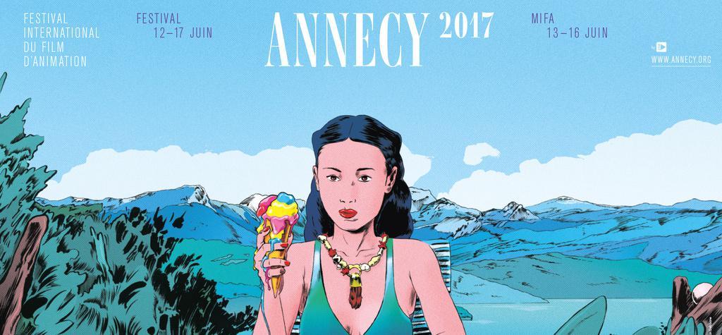 L'animation française déjà bien présente au prochain festival d'Annecy