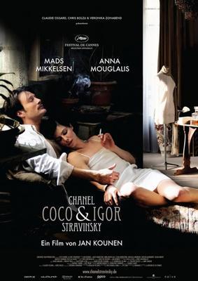 Coco Chanel & Igor Stravinsky - Poster - Germany