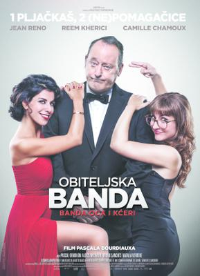 Family Heist - Poster - Croatia