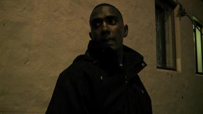 Gangster Backstage