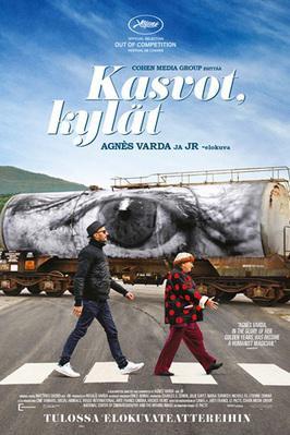Visages, villages - Poster - Finland